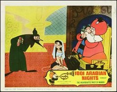 1001 Arabian Nights Mister Magoo