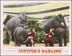 JUPITER'S DARLING 1955 # 7