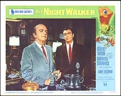 Night Walker William Castles Roberet Taylor Barbara Stanwyck # 2 1965