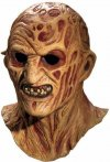 Nightmare On Elm Street Freddy� Deluxe Overhead Latex Mask