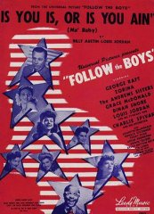 Follow the Boys' George Raft Andrews Sisters 1944