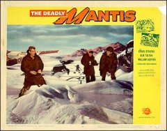 Deadly Mantis Crig Stevens William Hopper