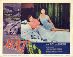 Bat Vincent Price Agnes Moorehead