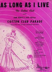 Cotton Club Adel Hall