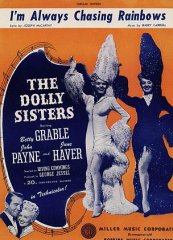 Dolly sisters Betty Grable John Payne 2