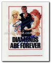 Diamonds are Forever cast Sean Connery Jill St. John