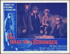In The Wake Of A Stranger Tony Wright, Shirley Eaton, Danny Green 1960 # 4