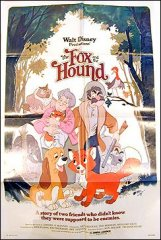 Fox and the Hound Disney 1981