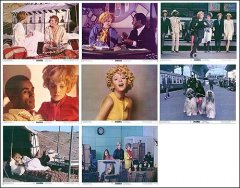 JOANNA 1968 8 card set second tipe of pictures