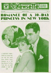 Romance of A 30 Day Princess in New York