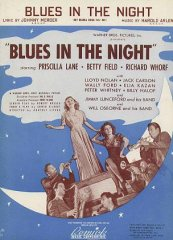 Blues in the Night Priscilla Lane 1941