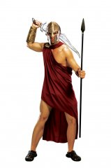 Halloween Spartan Costume STD size 300 The Movie In Stock