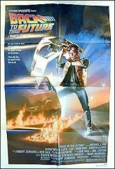 Back to the Future Michael J. Fox Christopher Llloyd 1985