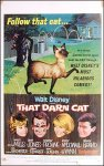 That Darn Cat Hailey Mills Dean Jones Walt Disney