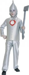 Tin Man� Child Costume Wizard of Oz Sizes S, M, L on order-Drop ship available 29.99 for immediate shipping