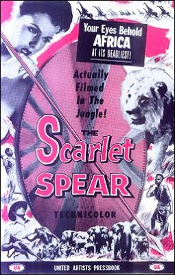 Scarlet Spear John Bentley Martha Hyer