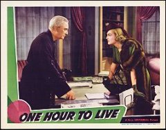 One Hour To Live 1939