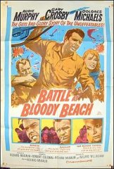 Battle at Bloody Beach Audie Murphey 1961