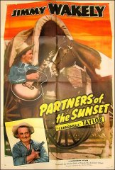 Partners of the Sunset Jimmy Wakley Cannonball Taylor