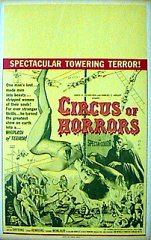 CIRCUS OF HORRORS Sci-fi