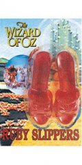 Dorothy Wizard of Oz Ruby Slippers One size