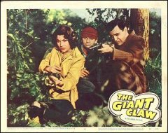 GIANT CLAW 1957 # 6