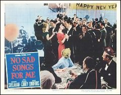 No Sad Songs for Me Wendell Corey # 2 1950