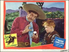 DARING CABALLERO #7 from the 1949 movie. Staring Dancan Renaldo Cisco Kid