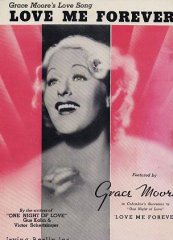 One Night of Love Grace Moore 1934