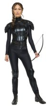 Hunger Games Katniss Rebel Deluxe Adult Costume Size XS,S,M,L