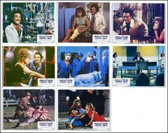 Jekyll & Hyde Together Again 1982 8 card set