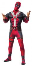 DEADPOOL Adult Deluxe Costume Size XS, STD, XL