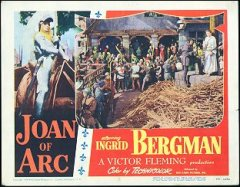 JOAN OF ARC Ingrid Bergman 1948 # 5