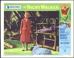 Night Walker William Castles Roberet Taylor Barbara Stanwyck # 4 1965