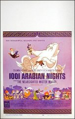 1001 Arabian Nights Jim Bacus Kathryn Grant