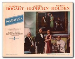Sabrina Humphrey Audrey Hepburn William Holden