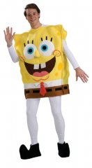 Adult Deluxe Spongebob (I) STD