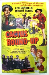 Cactus Round-Up Leo Carrillo Andrews Sisters