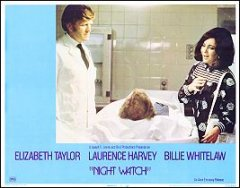 Night Watch Elizabeth Taylor # 7 1973