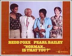 Norman is that you? Red Fox Pearl Bailey 1976 8 card set