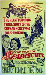 STORY OF SEABISCUIT Shirley Temple Barry Fitzgerald