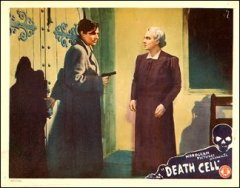 DEATH CELL 1941 movie #3