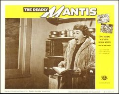 DEADLY MANTIS #1 from the 1964R movie. Horror. Craig Stevens, Alix Talton, William Hopper