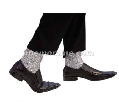 Michael Jackson Child Sequin SPARKLE Socks **In Stock**