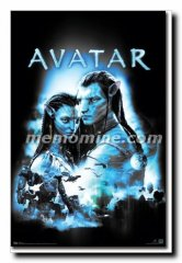 AVATAR Movie 22x34 poster