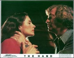 HAND Michael Caine 1981 8 card set