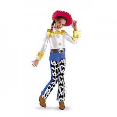Toy Story 3 Jessie Deluxe Child Costume 3T-4T, 4-6X, 7-8