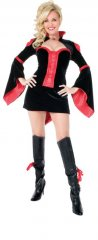 PLAYBOY Licensed Costume VAMPTEASE XS, S, M