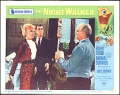 Night Walker William Castles Roberet Taylor Barbara Stanwyck # 1 1965