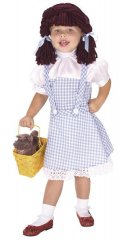 Dorothy� Costume Wizard of Oz Sizes TODD, S